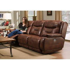 Southern Motion Velocity Reclining Sofa Barcalounger Longhorn Reviews Living Room