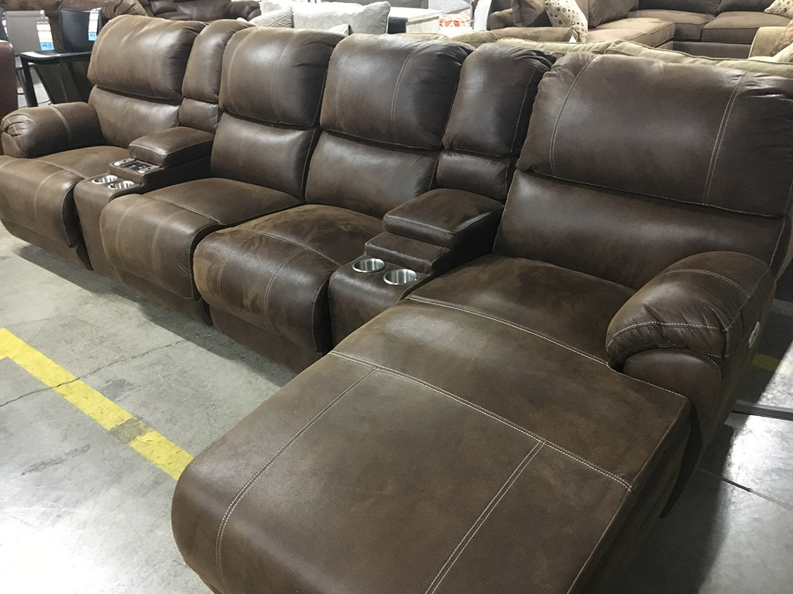 sectional sofa with chaise lounge and recliner how does click clack bed work reclining bing images