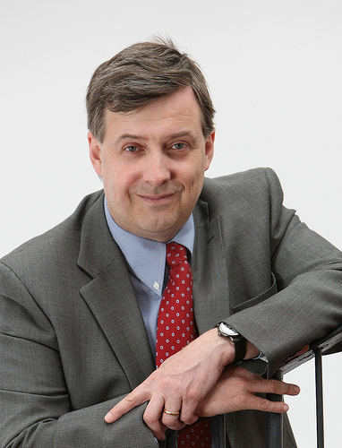 Pic: Tom Finnie (7.5.2009) Chief Executive of the RSNO, Simon Woods.