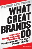 What Great Brands Do