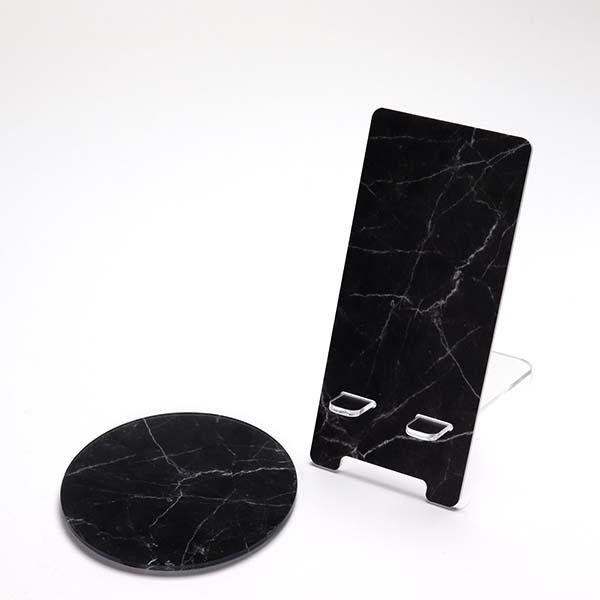 Black Marble Set