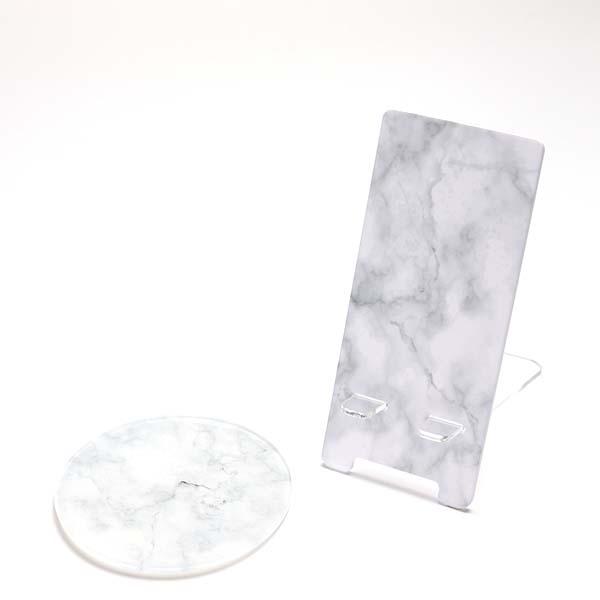 White Marble Set