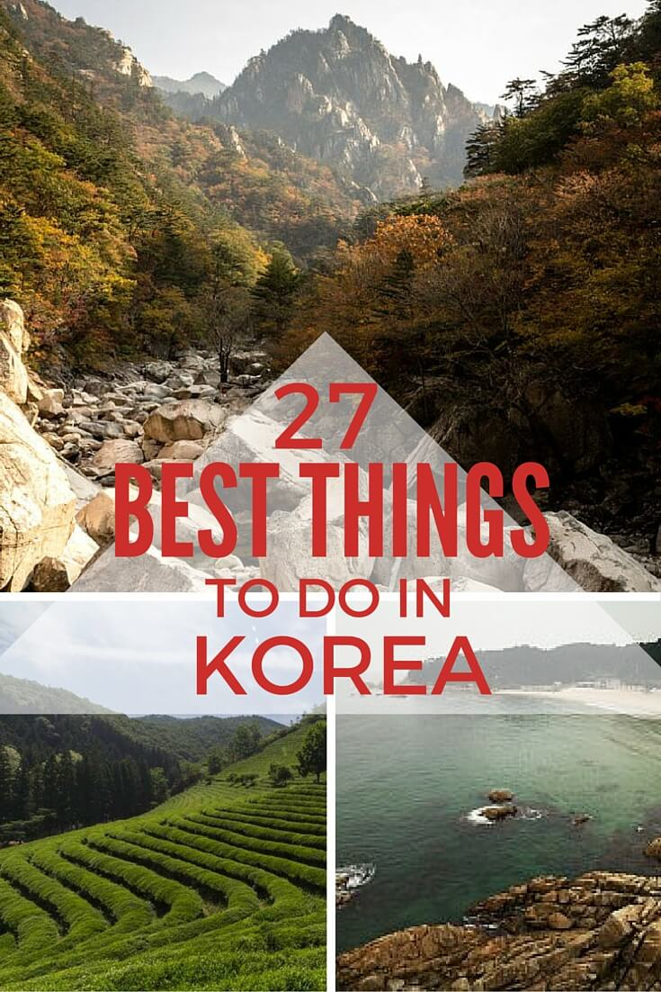 27 Best R Black Tarot Deck In Process Images On: The 27 Best Things To Do In Korea Outside Of Seoul
