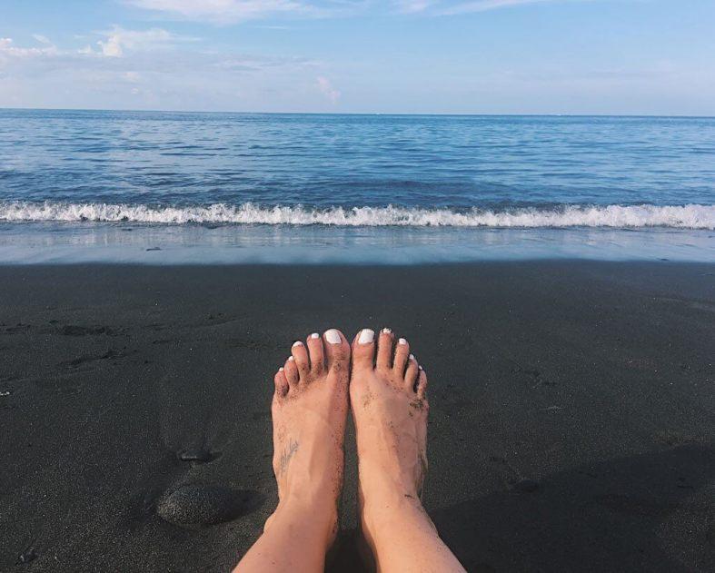 Black Sand Beach Amed Bali