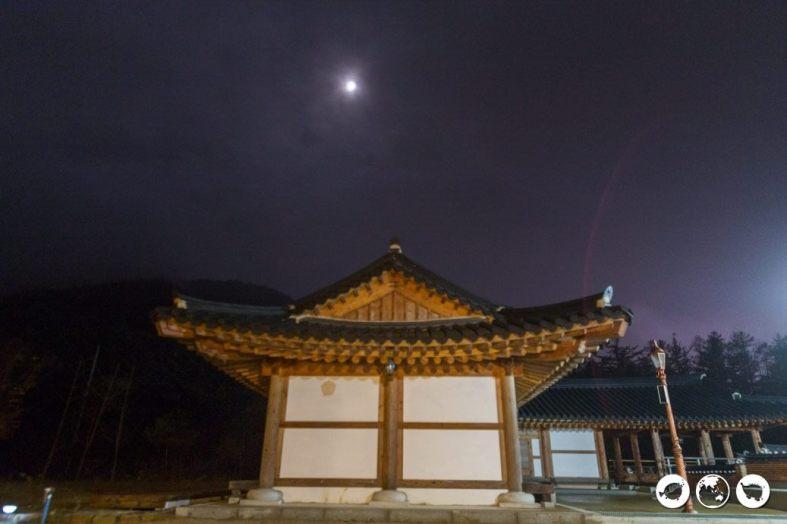 Beopjusa Temple stay