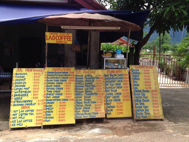 Inexpensive-Food-in-Vang-Vieng