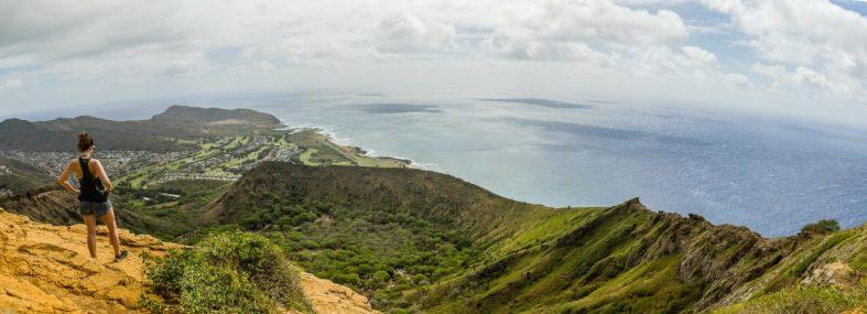 Koko Crater Hike - A cheap thing to do in Oahu