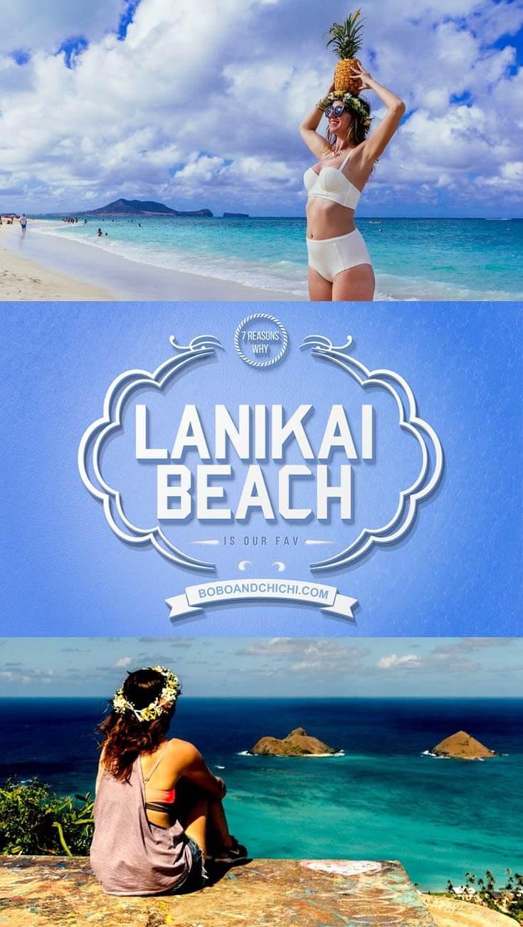 lanikai beach photos