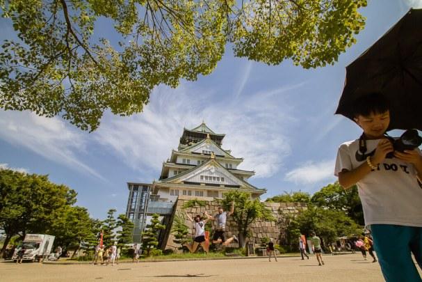 Osaka Castle5