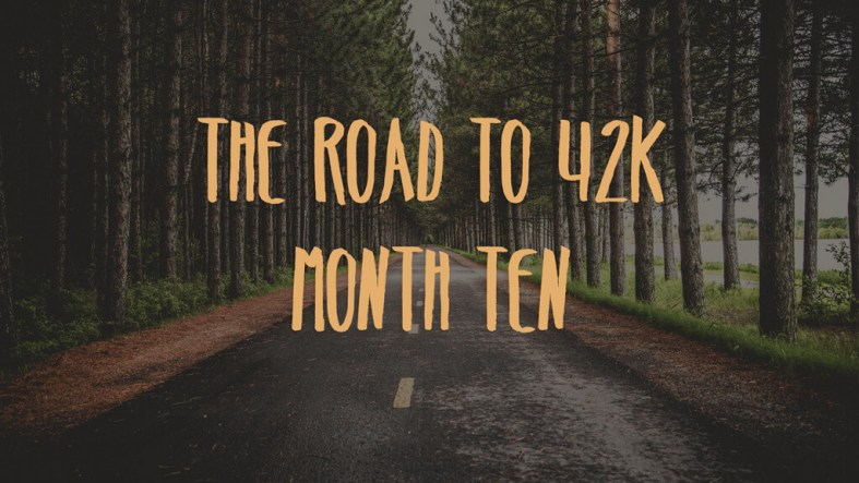 Road to 42k Monthly Update