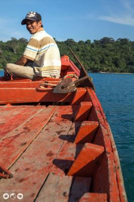 Sok-on-Boat