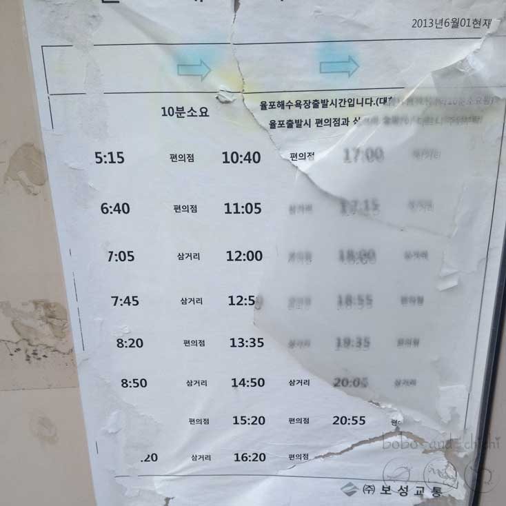 Time-Tables