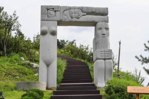 Statue Path