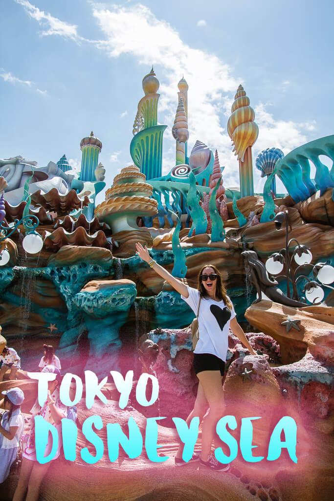 Tokyo Disney Sea