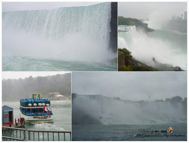 [旅遊-美東]一輩子至少要來一次!!尼加拉大瀑布(Niagara Falls)的震撼體驗