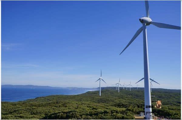 【澳洲】西南澳。Day7-1 讓人沉醉的Albany ,風車農場(WIND FARM)&忘了名字的公園