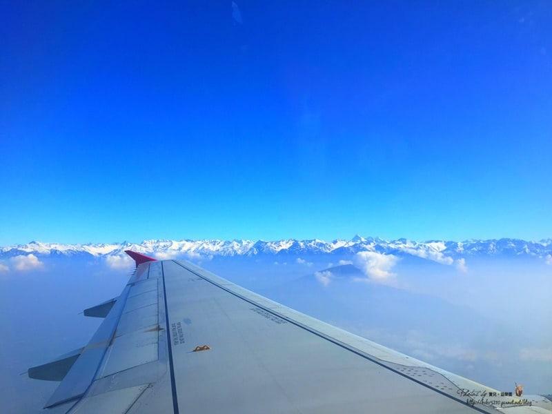 【印度-喀什米爾 Kashmir 】Day9-1 列城,你好!斯里納加→拉達克,飛越喜馬拉雅山。