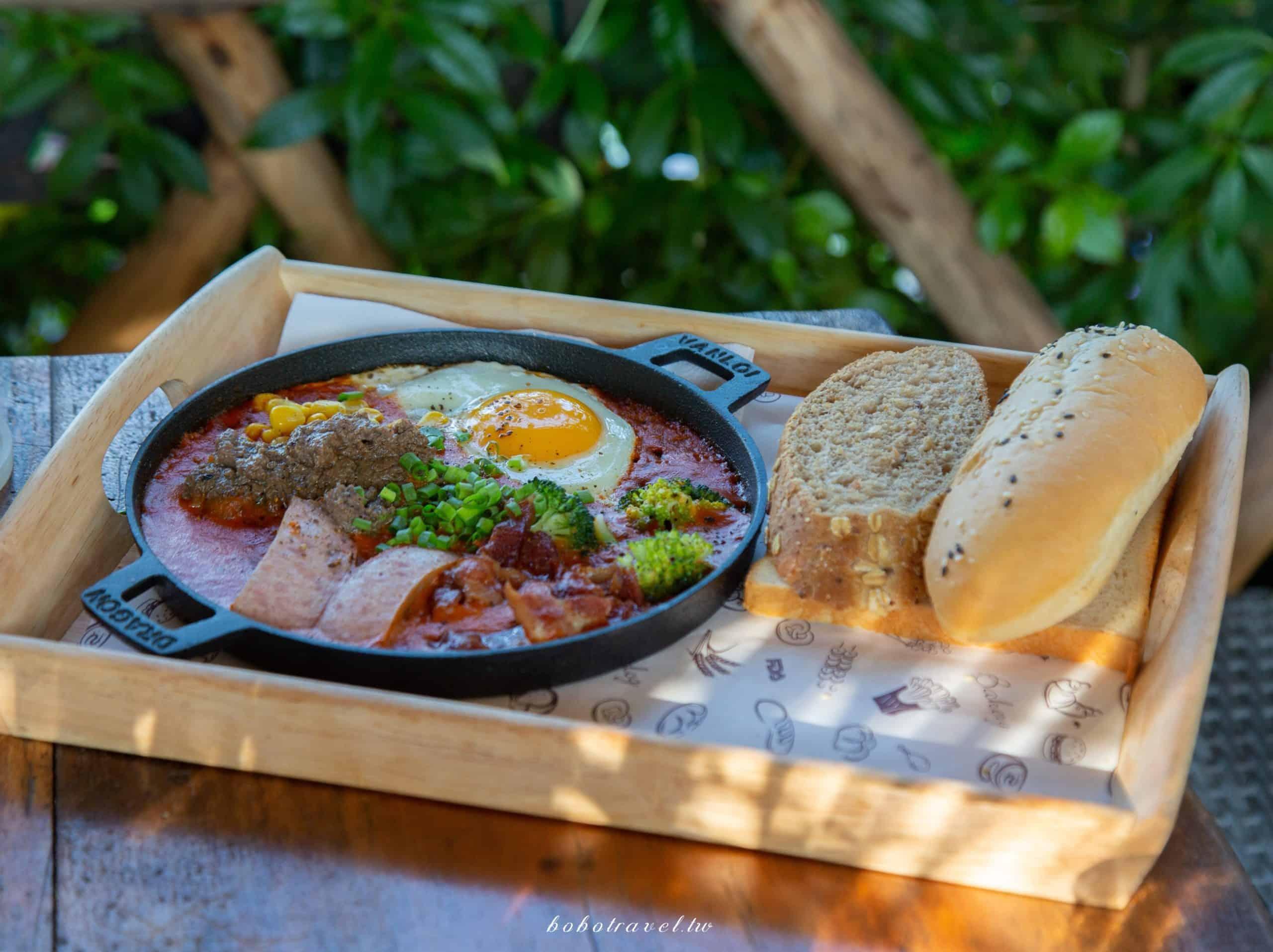 越南富國島美食、咖啡店|An Ba Cafe 早午餐,陪旅人渡過美好時光