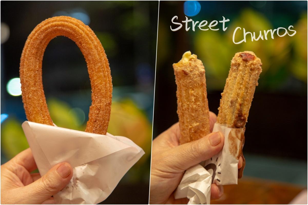 Street Churros 旗艦店、國父紀念館站美食|來自韓國的超人氣吉拿棒,外酥內軟還有多種變化口味