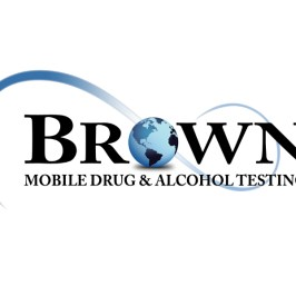 LOGO DESIGN - Brown Mobile Drug & Alcohol Testing, Bellingham WA