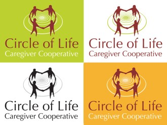 Circle of Life Logo Variations