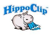 """Hippo Clip"" Heavy-Duty Clamp/Clip - LOGO DESIGN by Bob Paltrow Design"