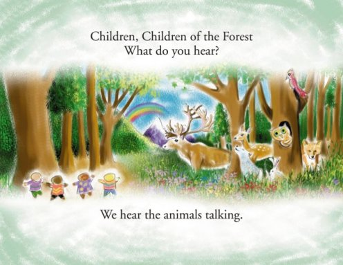 ILLUSTRATION / BOOK DESIGN - Children of the Earth - Book Illustration and Design by Bob Paltrow