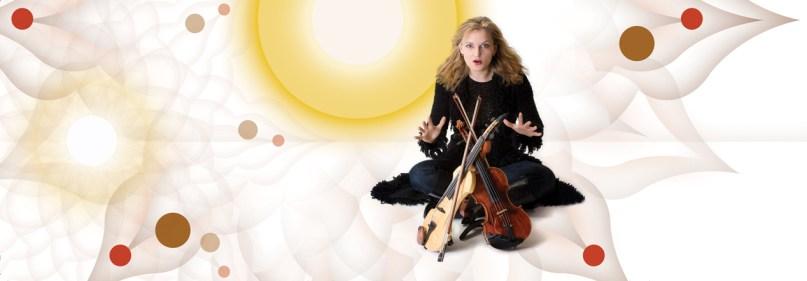 CD Design - Anna Schaad Raven Fiddle Music Bellingham WA