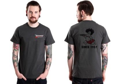 I Love Hideaway Pizza T-shirt design by Bob Paltrow