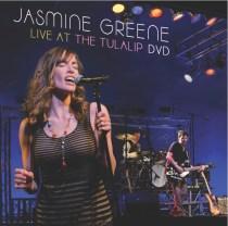CD design by Bob Paltrow - Client: Jasmine Greene Band