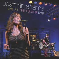 CD design by Bob Paltrow - Client: Jasmine Greene Band
