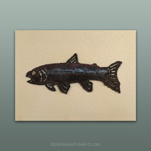 BobParkerFineArt.com | Fine Metal Art Designs by Bob Parker ~ DESIGN-1825