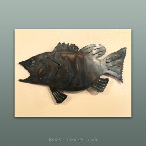 BobParkerFineArt.com | Fine Metal Art Designs by Bob Parker ~ DESIGN-1826