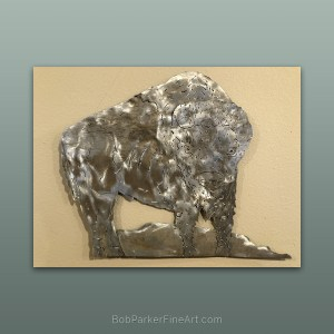 BobParkerFineArt.com | Fine Metal Art Designs by Bob Parker ~ DESIGN-1837