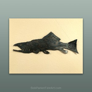 BobParkerFineArt.com | Fine Metal Art Designs by Bob Parker ~ DESIGN-1853