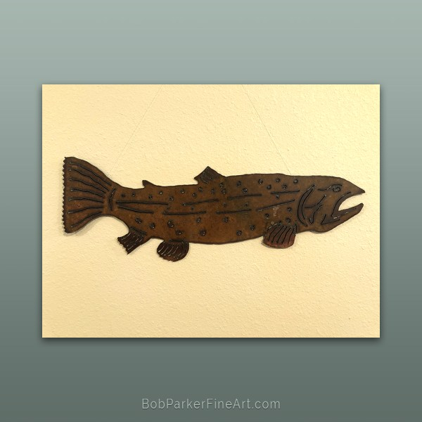 BobParkerFineArt.com | Fine Metal Art Designs by Bob Parker ~ DESIGN-1857