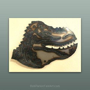BobParkerFineArt.com | Fine Metal Art Designs by Bob Parker ~ DESIGN-1877