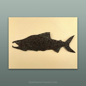 BobParkerFineArt.com | Fine Metal Art Designs by Bob Parker ~ DESIGN-1903