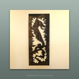 BobParkerFineArt.com | Fine Metal Art Designs by Bob Parker ~ DESIGN-2075