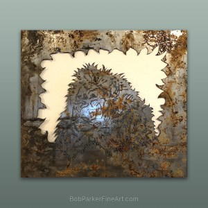 BobParkerFineArt.com | Fine Metal Art Designs by Bob Parker ~ DESIGN-2133