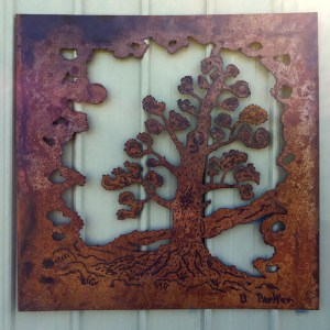 Bob Parker Fine Art | Tree of Life - 7500