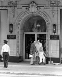 Chelsea Hotel - Bob Rehak
