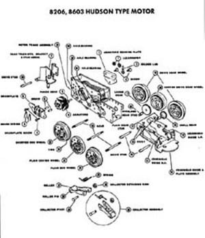 LIONEL Train Service Repair  Parts Manuals and Train
