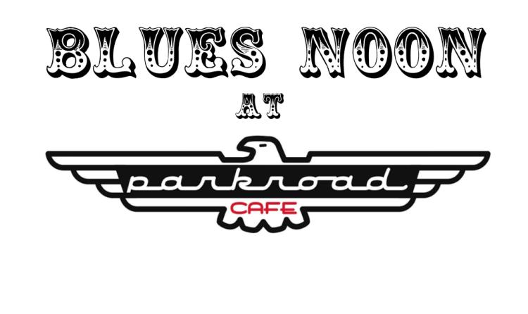 Big Bo live at radioshow Blues Noon At Park Road