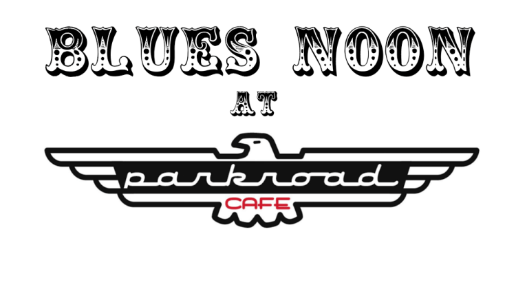 Big Bo live at radioshow Blues Noon At Park Road