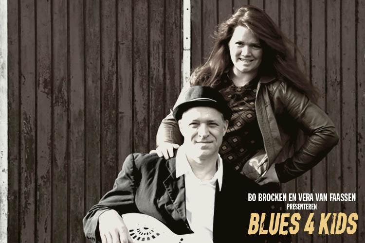 BIG BO - BLUES 4 KIDS - Educatieve voorstelling