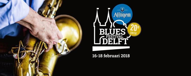 BIG BO - Preaching The Blues - Affligem Bluesfestival Delft