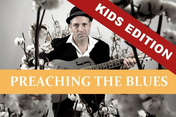 Big Bo - Preaching the Blues - kids edition