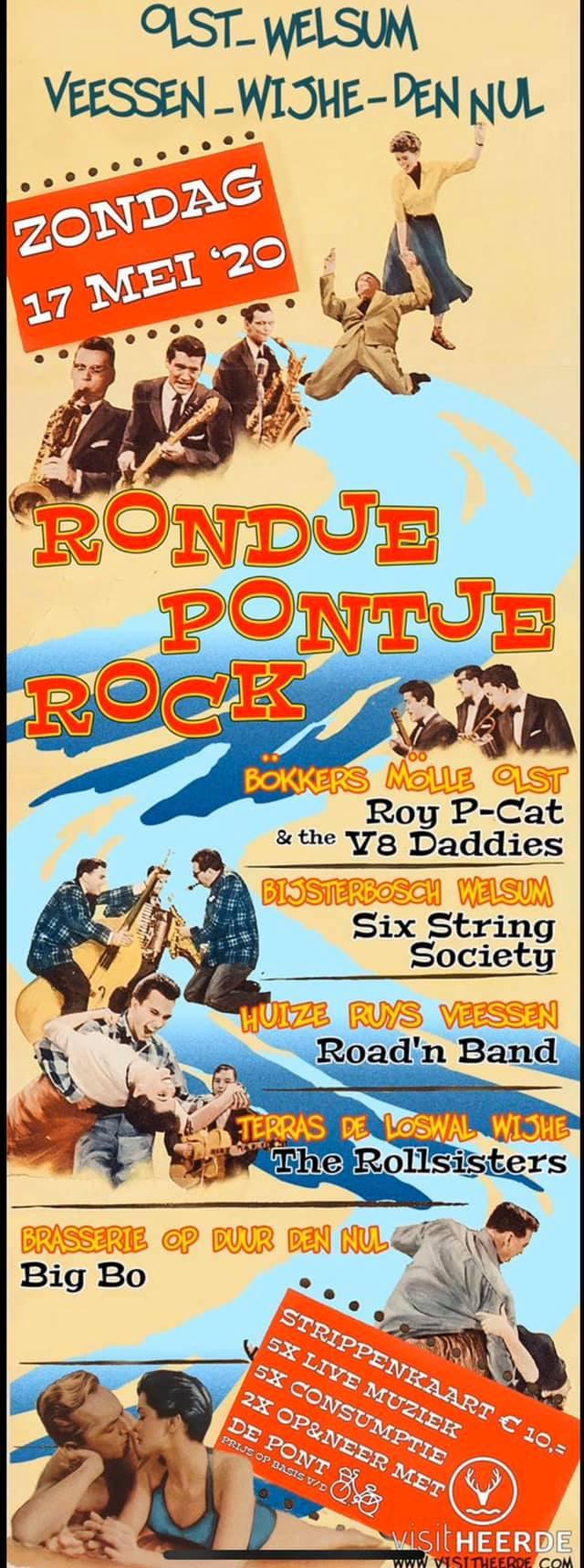 Rondje Pontje Rock Festival