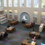 Quiet of the Library